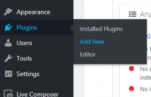 Add New Plugins