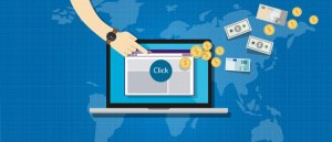 Affiliate marketing clicks