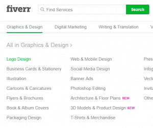 Fiverr graphic design