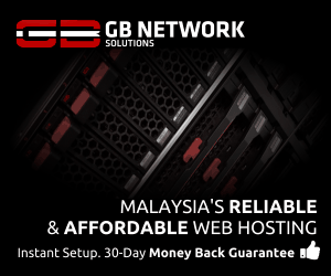 GB Network Solutions web hosting